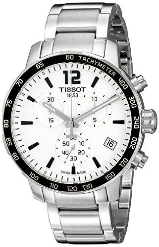 Tissot Reloj Analógico para Hombre de Automático con Correa en Acero Inoxidable T0954171103700