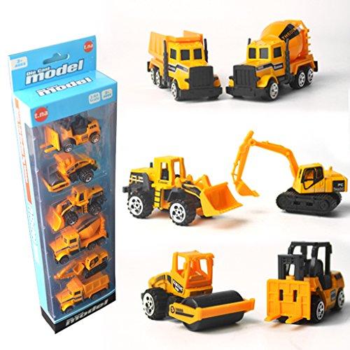Yajiun Juguete camión de Obras Vehicules Labor