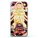 BEMAGIC iPhone XR Case,Flexible Slim Silicone TPU Protector Cover Soft Thin Gel Skin for Apple iPhone XR-Uzumaki Naruto 10
