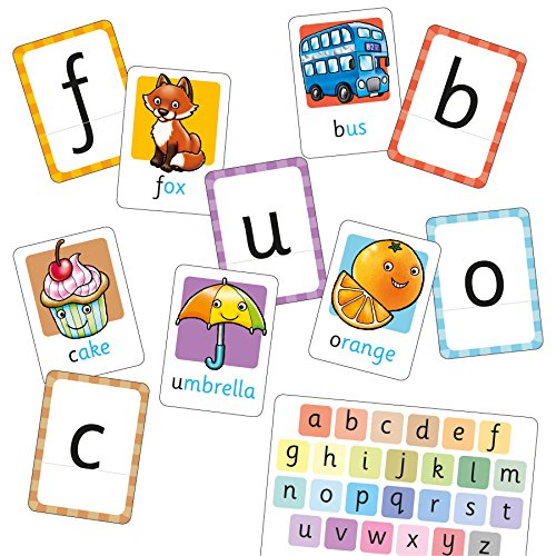 Orchard - Alphabet Flashcards