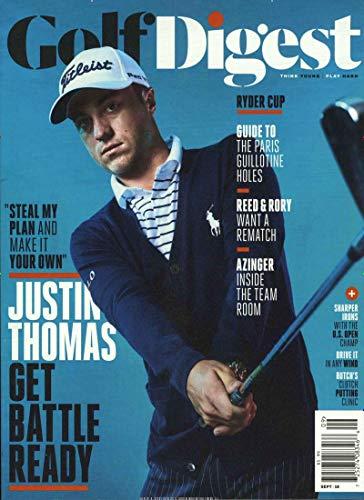 Golf Digest USA [Abonnement jeweils 6 Ausgaben jedes Halbjahr]