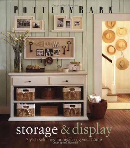 Pottery Barn Storage & Display (Pottery Barn Design Library)