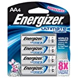 Energizer Battery Aa4.Ultimate Lith 4 Ct (Pack Of 6)
