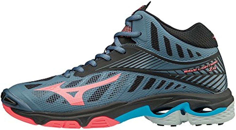 Mizuno Wave Lightning Z4mid, Zapatillas para Mujer