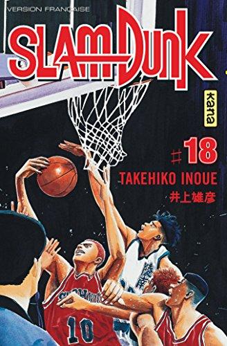 Slamdunk. Tome 18 par Takehiko Inoué