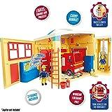 Unbekannt Feuerwehrmann Sam 05958 Pants Sam Electronic Pontypandy Fire Station Spielzeug Test
