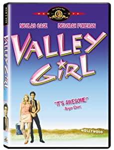 Valley Girl [DVD] [1983] [Region 1] [US Import] [NTSC]