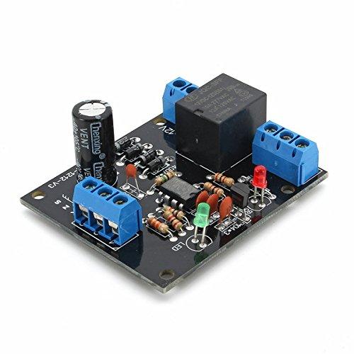 ROUHO 12V Dc Level Switch Sensor Controller Wasser Tank Wasserturm Automatische Entwässerung -