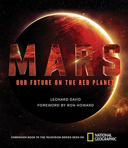 Mars: Our Future on the Red Planet por Leonard David