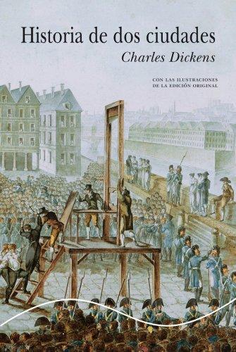 Historia de dos ciudades (Ilustrado)