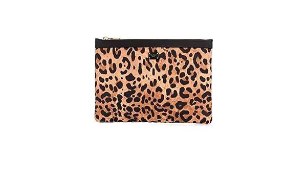 Dolce E Gabbana Womens BI0932AM115HA93N Beige Polyamide Beauty Case