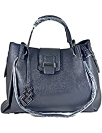 The Bag Spot Ladies Handbag With Metal Handle And Sling Trendy Design Stylish With Detachable Clutch