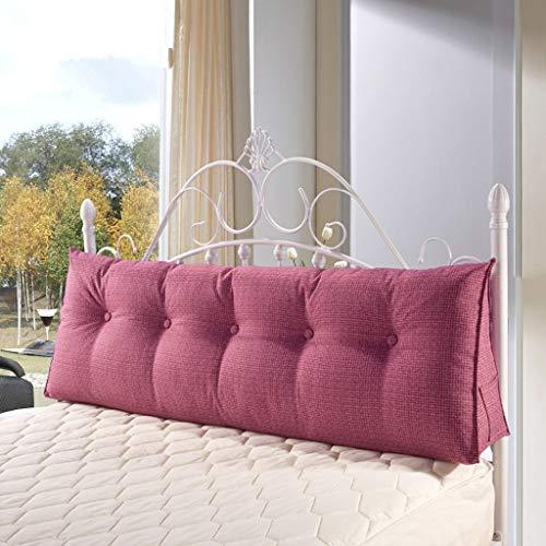 en,Satte Farbe Abnehmbarer waschbarer Bezug Genießen Sie eine super unterstützende Pause PP Baumwolle Büro Wohnzimmer Schlafzimmer Kombi -C-200X50X20 ()