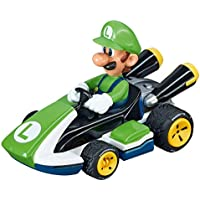 Carrera 'Go'!!! - Nintendo Mario Kart 8 Luigi, Escala 1:43 (20064034)