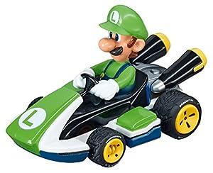 Carrera GO!!! Plus - Nintendo Mario Kart 8 Luigi, escala 1:43, Multicolor (20064034)