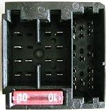 BLAUPUNKT Radio Anschlußkästchen Adapter Stecker Quickfit Connector 8634392526 E