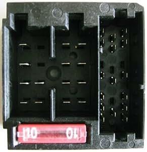 Blaupunkt Case Adaptateur autoradio Quickfit Connector 8634392526E