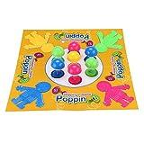 friendGG❤️❤️Kinder Spielzeug, Lernspielzeug,Junge Mädchen Spielzeug,Interessantes Spielzeug Kreatives Spielzeug Eltern-Kind Spiel Poppin Hoppie Action Puzzle Brettspiel lustige Spielzeug (A)