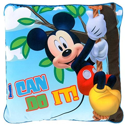 Disney Mickey Mouse Clubhouse Pillow