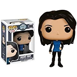 Funko POP! Marvel Agents of Shield: Malinda May
