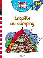 Sami et Julie BD - Enquête au camping de Thérèse Bonté
