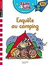 Sami et Julie BD : Enquête au camping par Bonté