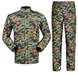 Zhiyuanan Herren Tactical Camouflage Uniform ...Vergleich