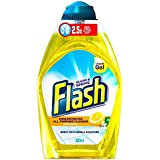 Flash Liquid Gel Nettoyant tout usage Lemon (600ml) - Paquet de 6