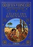 Voyages extraordinaires, Tome 10 - L'école des Robinsons