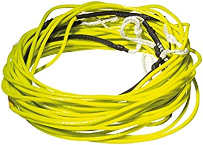 Jobe Wake Rope PVC Coated Spectra - Cuerda de escalada, color amarillo