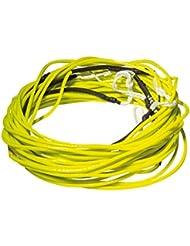 Jobe Wake Rope PVC Coated Spectra - Cuerda de escalada, color amarillo