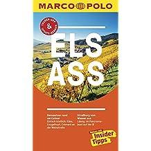 MARCO POLO Reiseführer Elsass: Reisen mit Insider-Tipps. Inklusive kostenloser Touren-App & Update-Service