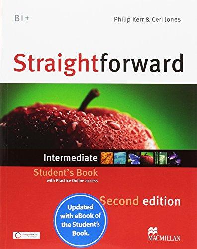 STRAIGHTFWD Int Sb (ebook) Pk 2nd Ed (Straightforward)