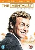 Locandina Mentalist: Season 3 (5 Dvd) [Edizione: Regno Unito] [Edizione: Regno Unito]