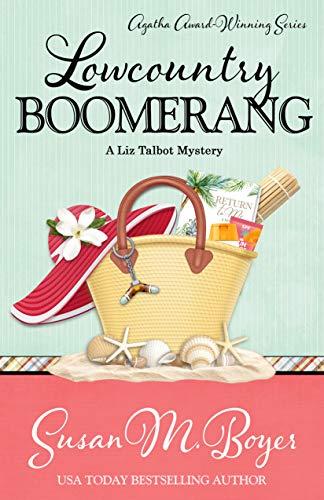 Lowcountry Boomerang (A Liz Talbot Mystery Book 8) (English Edition) - South Carolina Pool