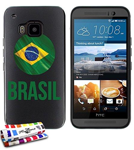 custodia-flessibile-finissima-nera-originale-di-muzzano-dal-modello-pallone-da-calcio-brasil-per-htc