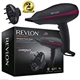 Revlon Pro AC Tempest Power Hair Dryer RVDR5821DUK with Diffuser 2000 Watt
