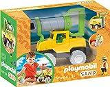 PLAYMOBIL 70064 Sand Bohrfahrzeug, bunt