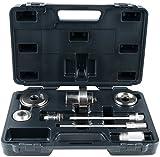 KS Tools 700.1650 Silentlager-Werkzeug-Satz, VAG Vorderachskonsole, 8-tlg.