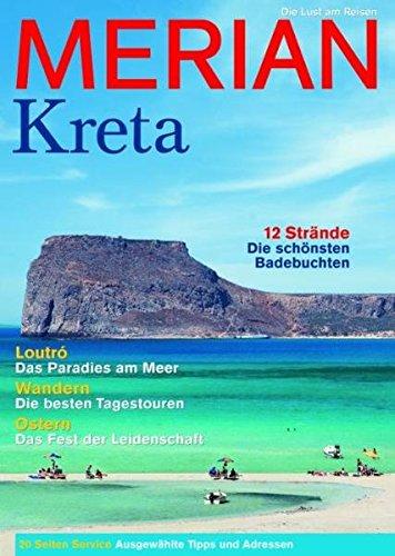 Preisvergleich Produktbild MERIAN Kreta (MERIAN Hefte)