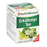 BAD HEILBRUNNER Tee Erkältung N Filterbeutel 8 St Filterbeutel