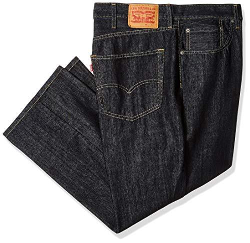 Levi's Men's Big and Tall 559 Relaxed Straight Fit Jean, Tumbled Rigid, 48W x 38L -
