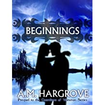 Beginnings, Prequel Novella to The Guardians of Vesturon (YA Paranormal Romance) (English Edition)