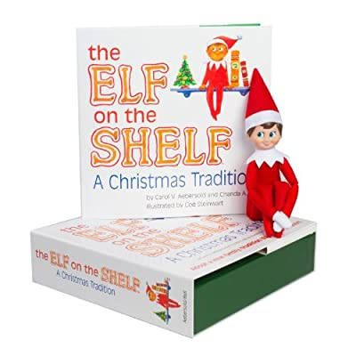 The Elf on the Shelf Variation - inexpensive UK light store.