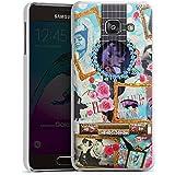 Samsung Galaxy A3 (2016) Housse Étui Protection Coque Guitare Art Flamenco