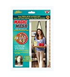 #6: vindhyavasini Magic Mesh Screen Door Net with magnets Anti Insects Mosquito Flies Bugs Curtain