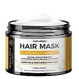 Bella Vita Organic Keratin Hair Mask Spa Cream For Frizzy, Dry & Damaged