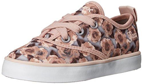 Geox - J5204E000ANC4002 - Low-Top Chaussures, Mixte-bébé Rose