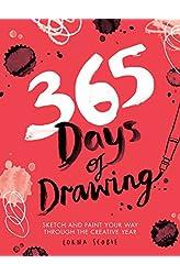 Descargar gratis 365 Days of Drawing: Sketch and paint your way through the creative year en .epub, .pdf o .mobi