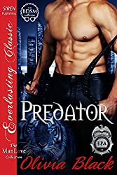 Predator [Federal Paranormal Agency 4] (Siren Publishing Everlasting Classic ManLove)